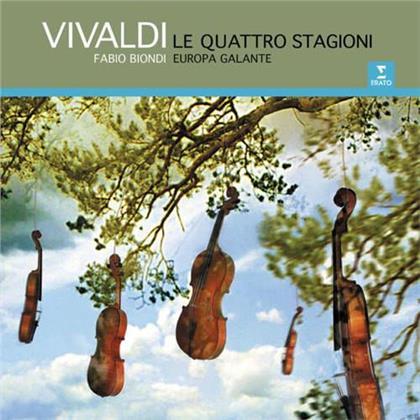 Antonio Vivaldi (1678-1741), Fabio Biondi & Europa Galante - The Four Seasons - Die vier Jahreszeiten (LP)
