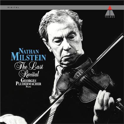 Nathan Milstein & Georges Pludermacher - The Last Recital (LP)