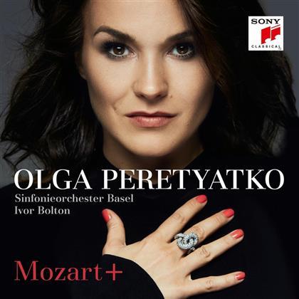 Sinfonieorchester Basel, Wolfgang Amadeus Mozart (1756-1791) & Olga Peretyatko - Mozart+