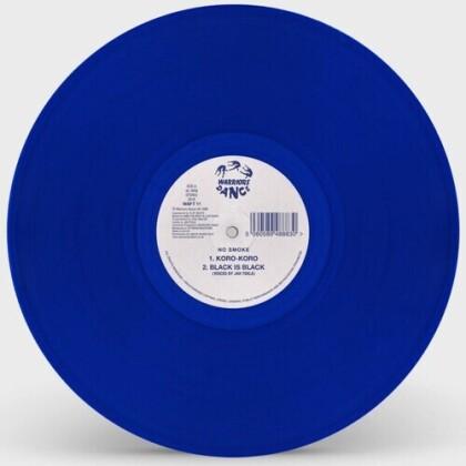 No Smoke & Watt Noize - Koro-Koro (2021 Reissue, Blue Vinyl, LP)