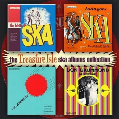 The Treasure Isle Ska Albums Collection (2 CDs)