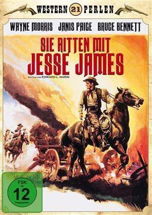 Sie ritten mit Jesse James (1949) (Western Perlen)
