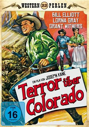 Terror über Colorado (1950) (Western Perlen)