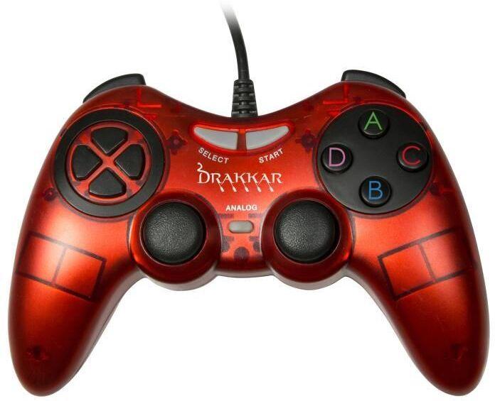 KONIX - Drakkar Controller - Blood Axe (corded)