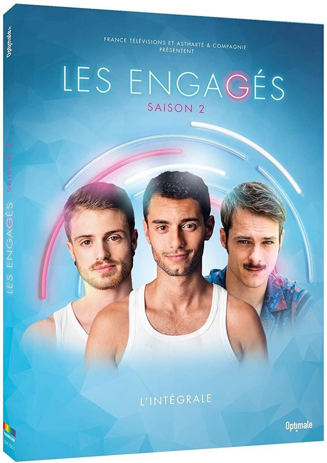 Les Engagés - Saison 2 (Digibook, 2 DVDs)