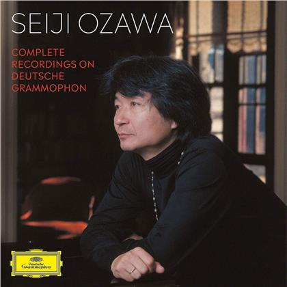 Seiji Ozawa - The Complete Recordings On DG (Limited Edition, 50 CDs)