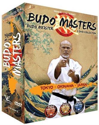 Budo Masters - Tokyo - Okinawa - Japan (3 DVDs)