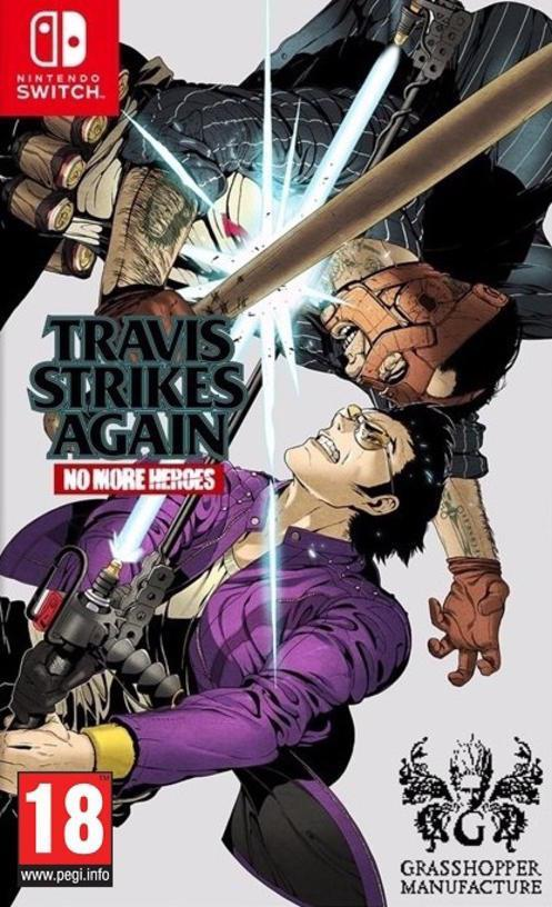 Travis Strikes Again: No More Heroes + Season Pass