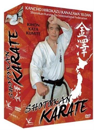 Shotokan Karaté (3 DVDs)