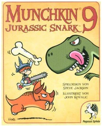 Munchkin 9 - Jurassic Snark (Spiel-Zubehör)