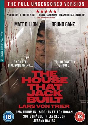 The House That Jack Built (2018) (Uncensored)