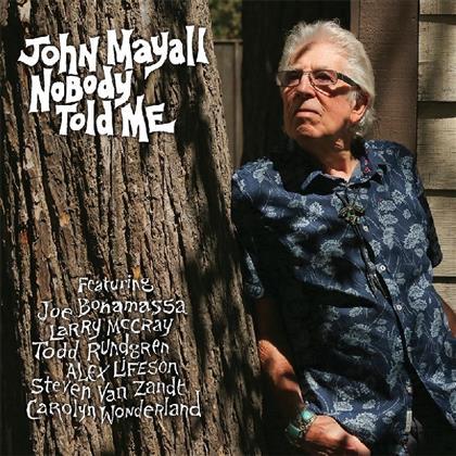 John Mayall - Nobody Told Me (LP)