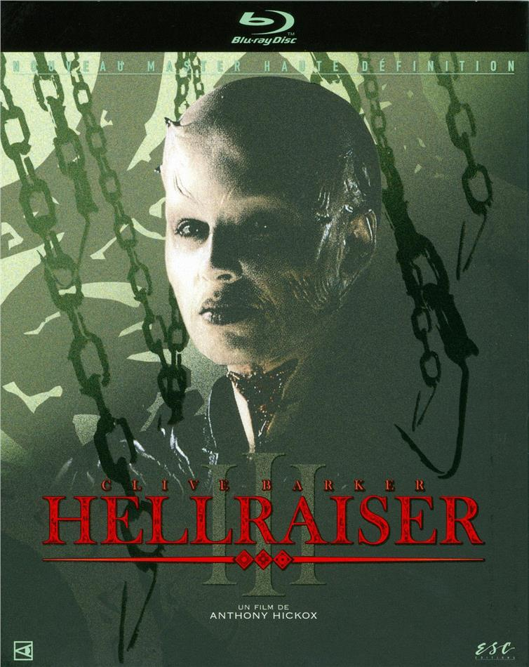 Hellraiser 3 (1992) (Director's Cut, Kinoversion, Remastered)