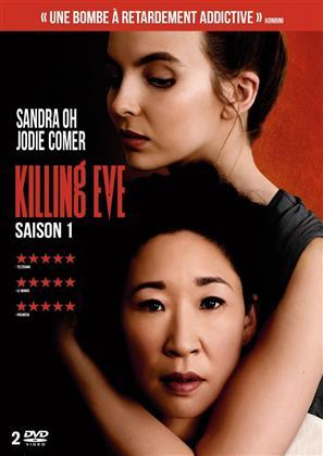Killing Eve - Saison 1 (2 DVDs)
