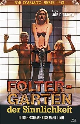 Foltergarten der Sinnlichkeit (1975) (Cover A, Grosse Hartbox, Limited Edition)