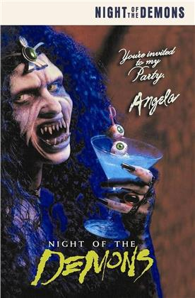 Night of the Demons (1988) (Cover D, Grosse Hartbox, Limited Edition)