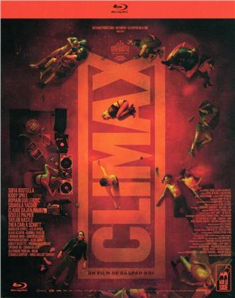 Climax (2018) (Schuber, Digipack, Blu-ray + CD)