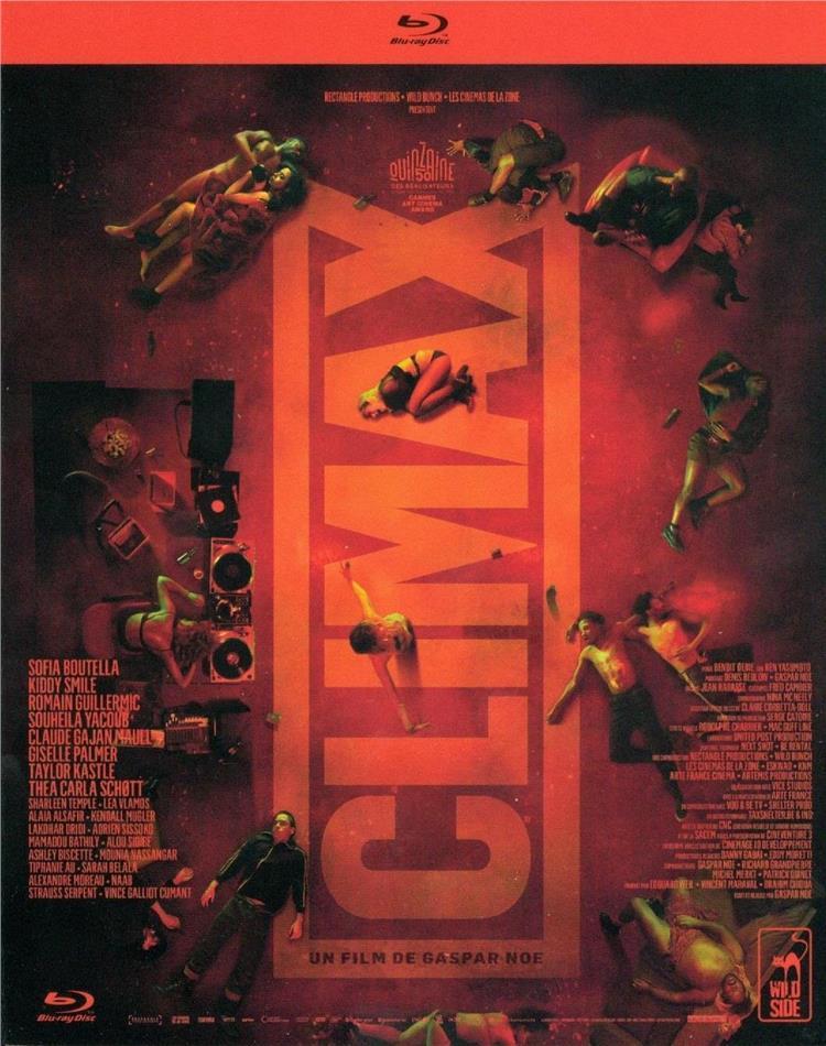Climax (2018) (Schuber, Digipack, Blu-ray + CD)