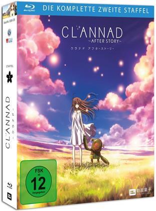 Clannad After Story - Staffel 2 (4 Blu-rays)
