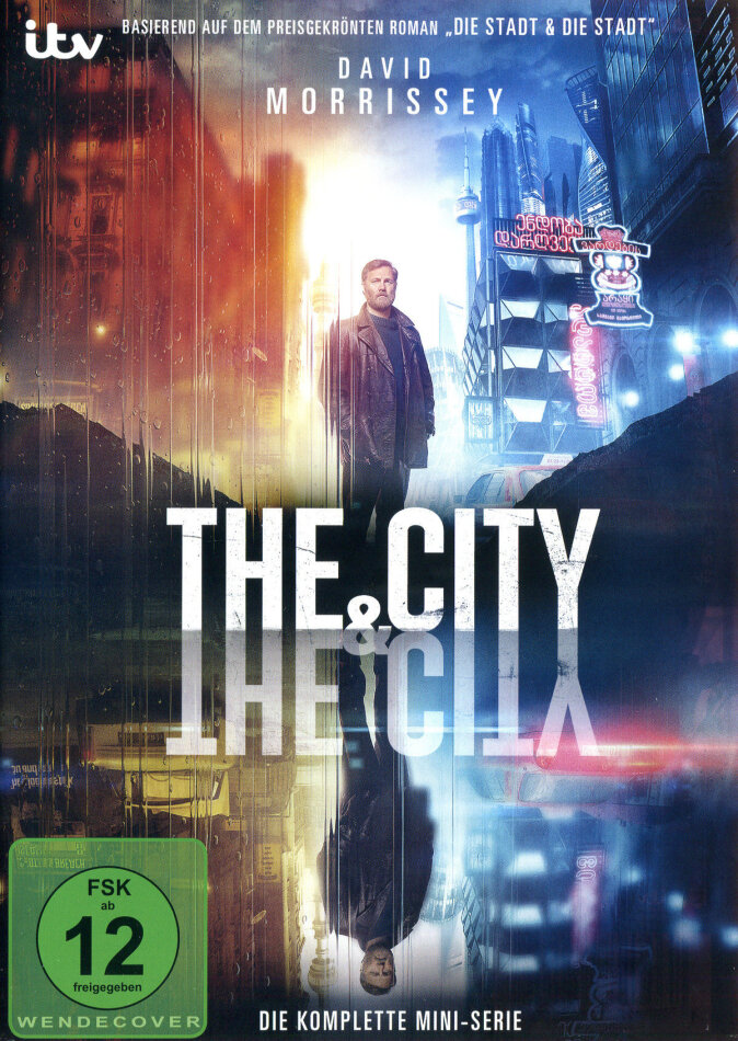 The City & the City (2 DVDs)
