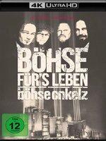 Böhse Onkelz - Böhse für's Leben (4K Ultra HD + Blu-ray)
