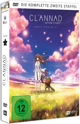 Clannad After Story - Staffel 2 (Digipack, 4 DVDs)