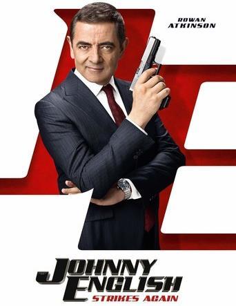 Johnny English 3 - Johnny English Strikes Again (2018)