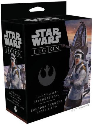 Star Wars: Legion - 1.4-FD-Lasergeschütz-Team (Erweiterung)