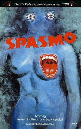 Spasmo (1974) (Cover D, Grosse Hartbox, Limited Edition)