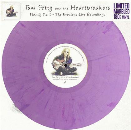 Tom Petty - Finally No. 1 / Live (LP)