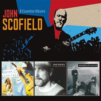 John Scofield - 3 Essential Albums (3 CDs)