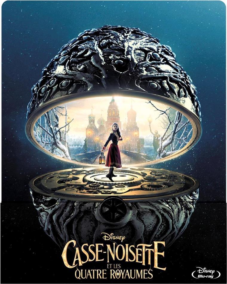 Casse-Noisette et les quatre royaumes (2018) (Limited Edition, Steelbook)