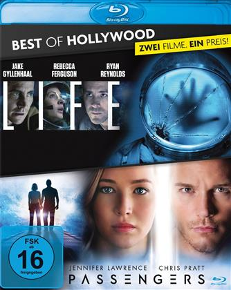 Life / Passengers (Best of Hollywood, 2 Blu-rays)
