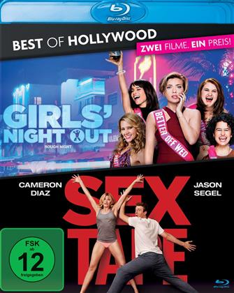 Girls Night Out / Sex Tape (Best of Hollywood, 2 Blu-rays)