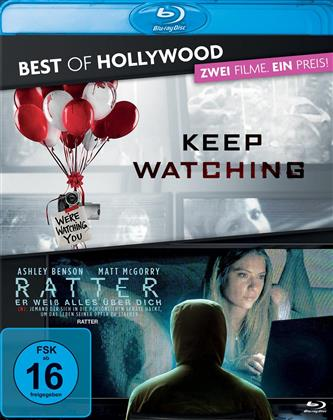 Keep Watching / Ratter - Er weiss alles über dich (Best of Hollywood, 2 Blu-rays)
