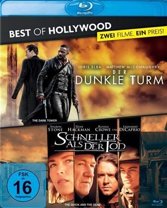 Der dunkle Turm / Schneller als der Tod (Best of Hollywood, 2 Blu-rays)