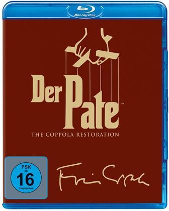 Der Pate - Trilogie (3 Blu-rays)