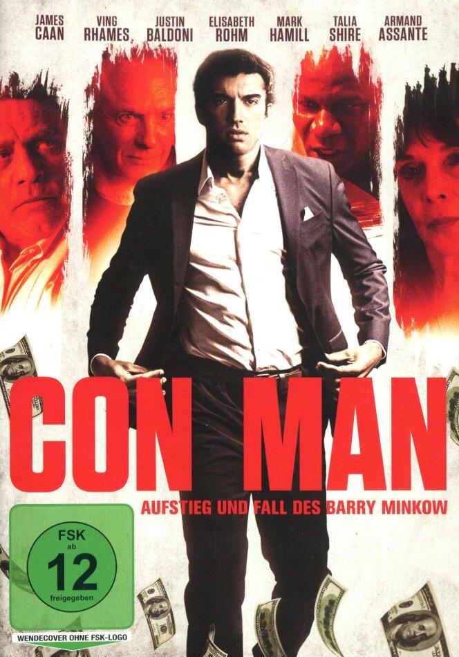 Con Man - Aufstieg und Fall des Barry Minkow (2018)