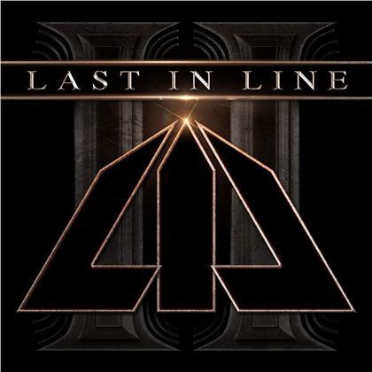 Last In Line - II - T-Shirt Size L (Deluxe Boxset)