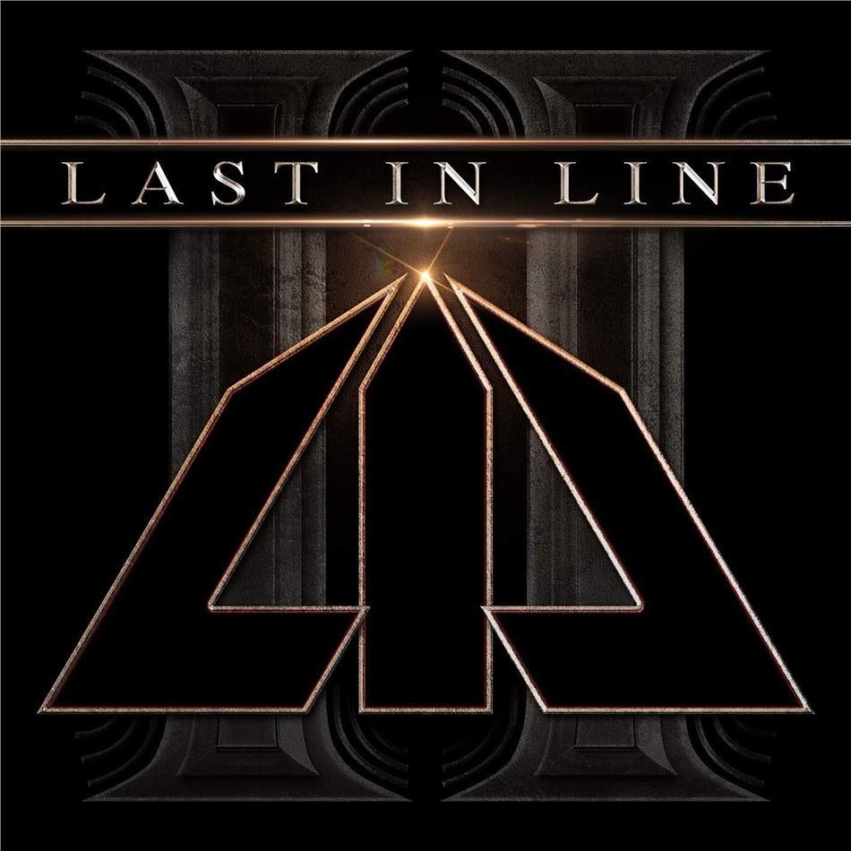 Last In Line (Rock) - II - T-Shirt Size L (Deluxe Boxset)