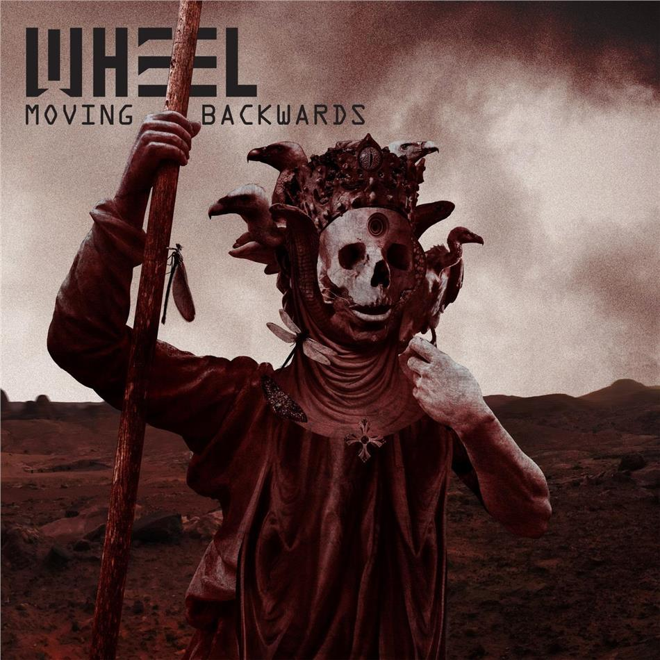Wheel - Moving Backwards (LP + Digital Copy)