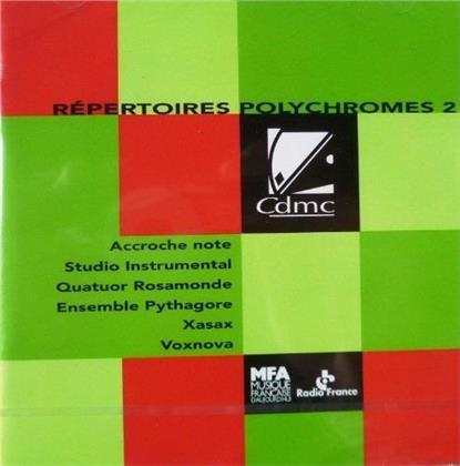 Repertoires Polychromes Vol. 2