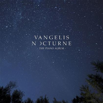 Vangelis - Nocturne - The Piano Album (2 LPs)