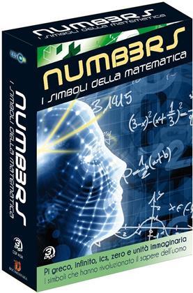 Numbers - I simboli della matematica (2015) (Box, 3 DVDs)