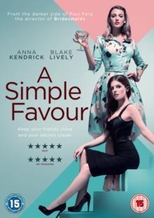 A Simple Favour (2018)