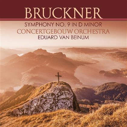 Anton Bruckner (1824-1896), Anton Bruckner (1824-1896), Gennadi Rozhdestvensky & USSR Ministry of Culture State Symphony Orchestra - Symphony No. 9 In D Minor - Symphonie Nr. 9 d-moll (Vinyl Passion, LP)