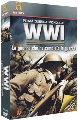 WWI - La guerra che ha cambiato le guerre (2014) (Box, 2 DVDs)
