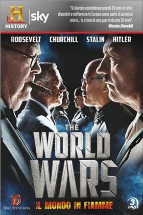 World Wars - Il mondo in fiamme (2014) (Box, 3 DVDs)
