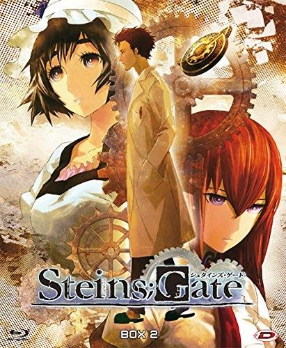 Steins Gate - Box 2 (Digipack, 3 Blu-ray)