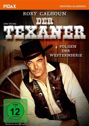 Der Texaner - 4 Folgen der Westernserie (Pidax Western-Klassiker)